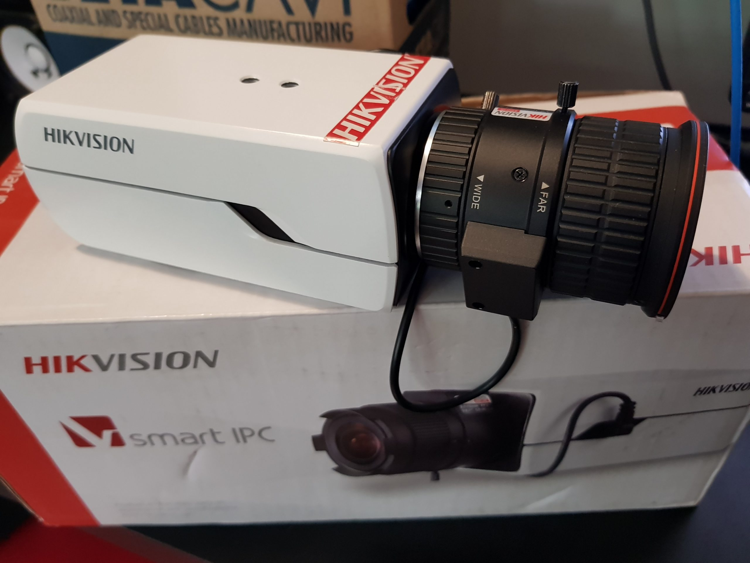 Analise Hikvision Darkfigther DS-2CD4026