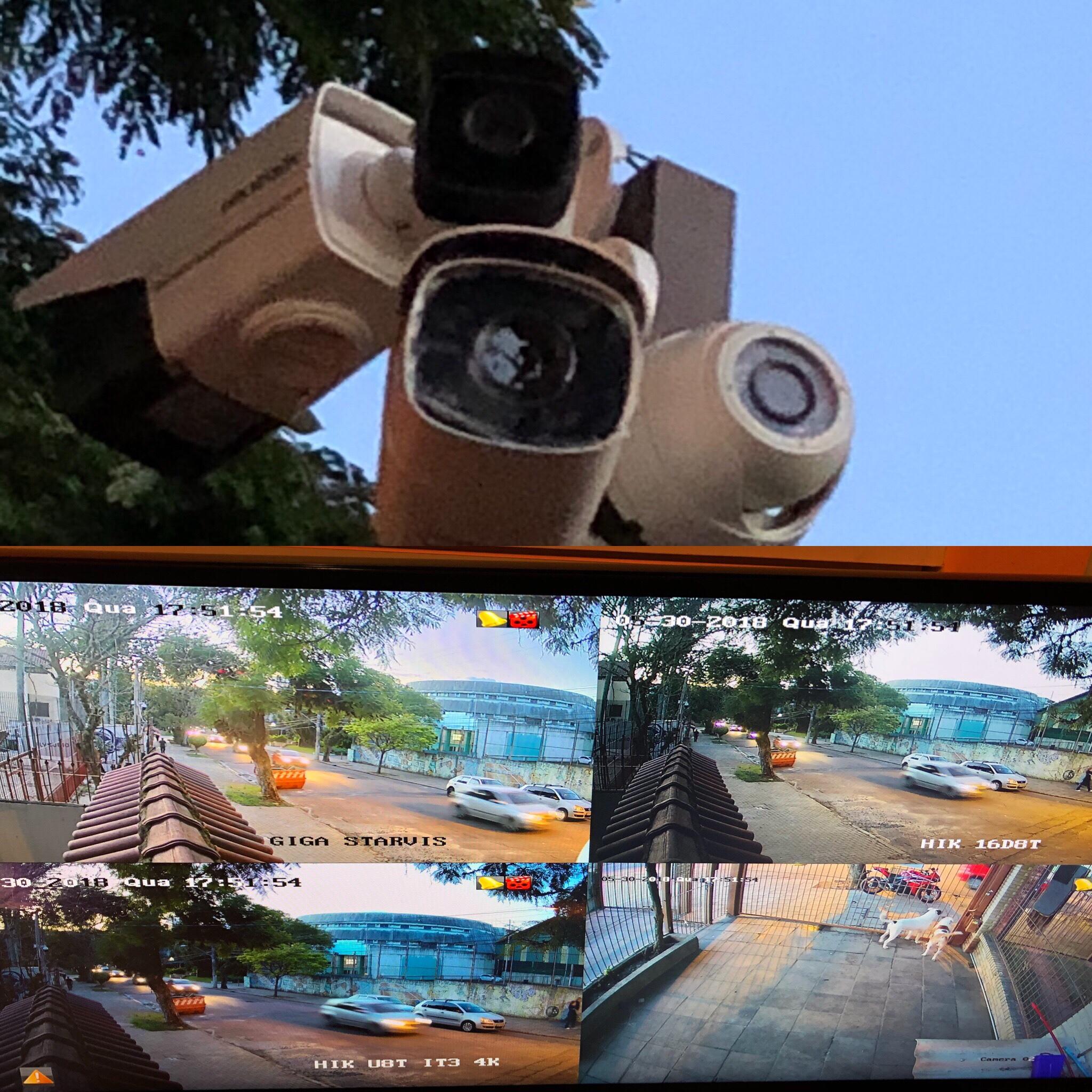 Cameras ultra low Ligth economicas- verdades e mentiras.