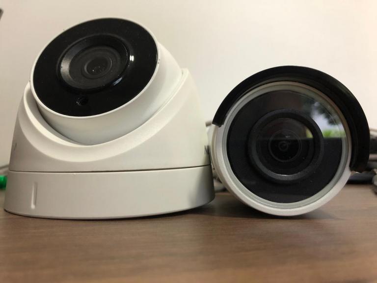 Câmeras IP ou Analógicas?
