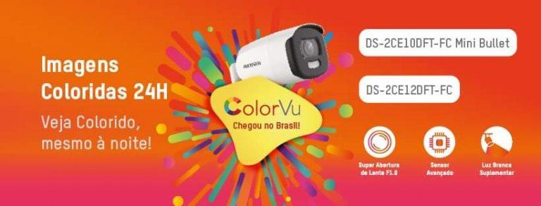 Tudo sobre Câmeras Hikvision Colorvu